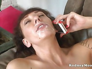 top rated blowjob facial