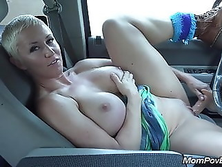 public nudity blonde mature